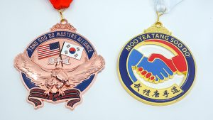 Custom Shape Medals